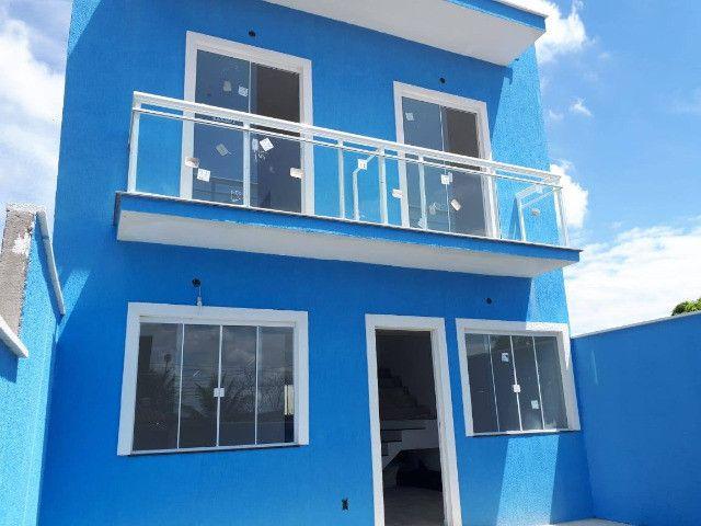 Linda Casa Duplex R$ 200.000-Itaboraí - Foto 3
