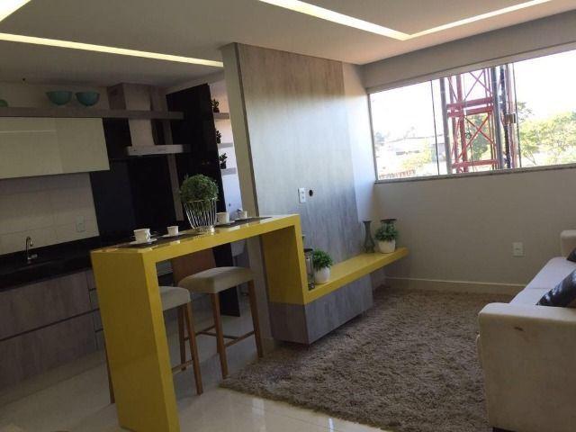 Excelente Apartamento 2quartos 1 suíte 1 vaga -Alto Padrão - Foto 7