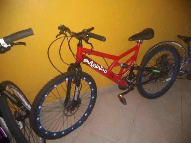 Colli bike aro 26 freio hidraulico