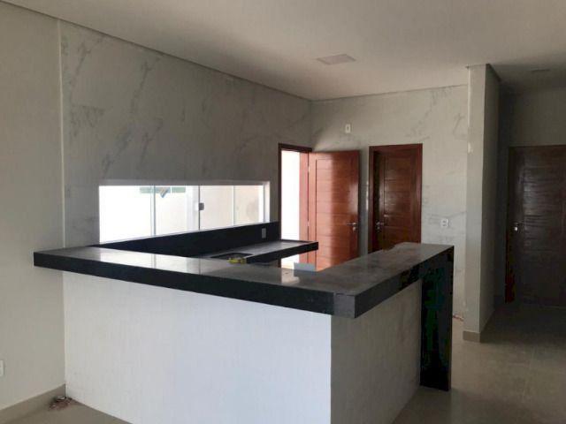 Casa - Ecoville 1 - 121m² - 3 suítes - Churrasqueira - 2 VGS - Foto 4