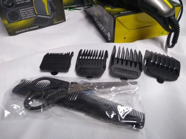Máquina de Cortar Cabelo/Aparar barba/bigode Master Cut Cadence (nova) - Foto 4