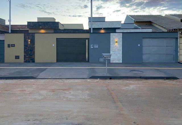 Casa Nova, Linda, Acabamento Impecável - 03Qtos, Quintal + Ampla Área Gourmet!! - Foto 14