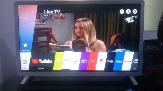 Smart TV LG super nova 32 polegada wi-fi Netflix YouTube - Foto 3