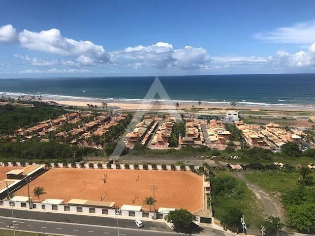 Apartamento mobiliado, nascente, andar alto 4 quartos em Patamares/Salvador-BA - Foto 6