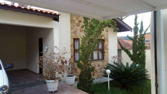 Vendo casa de alto padrão em Serra Negra, 4 qt, 4 vg, 7 hc, 300 mt. Piscina, São Paulo - Foto 16