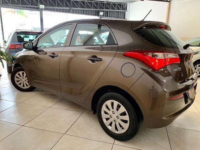 Hyundai- HB20 Comfort 1.0 * Completo * Marron Terra De Cor Maravilhosa 2018/2018 - Foto 6