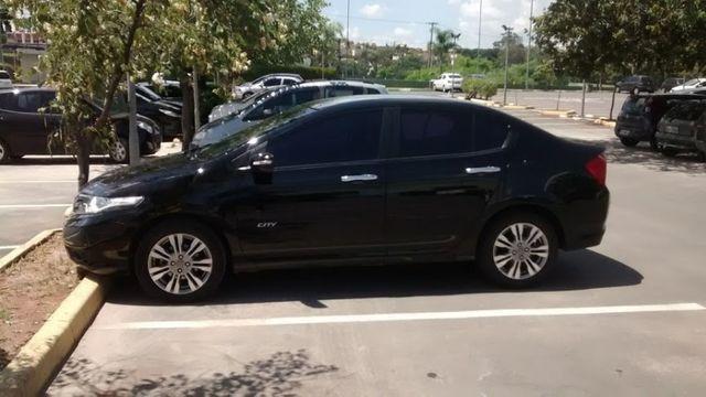 Honda City Ex 2013 1.5 aut - Foto 9