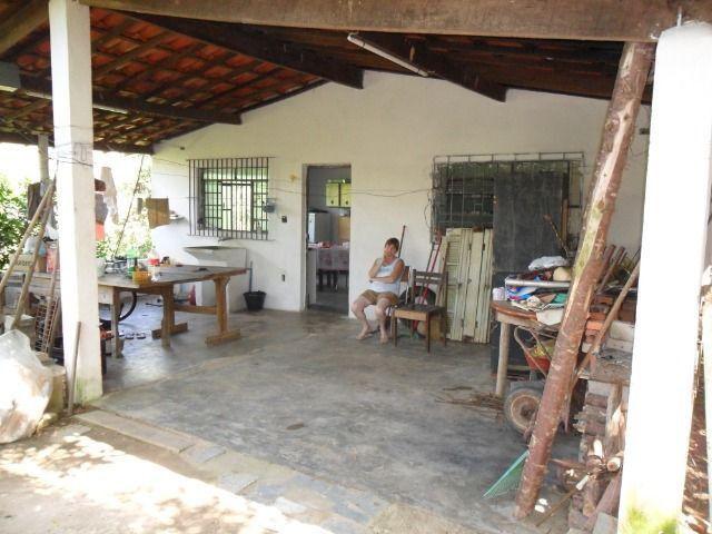 Chacra casa com doc ok 50 mil mais parcelas - Foto 4