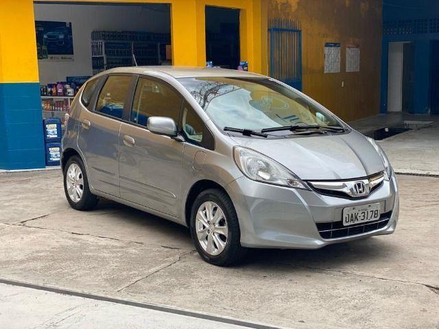Honda Fit LX 1.4 aut. - 2013 - Revisões na autorizada/ Emplacado 2020/ Único dono