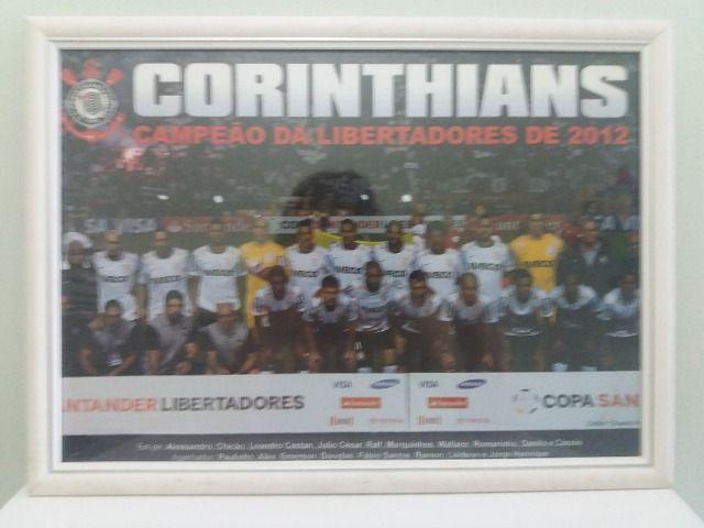 Quadro Corinthians - Foto 6