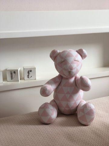 Urso Decoração quarto Menina