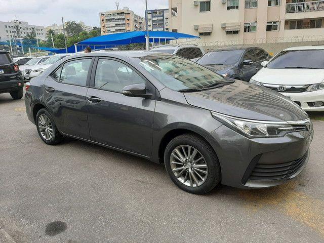 Toyota Corolla GLI 1.8 Flex. C/Entrada+48x952 fixas  - Foto 3