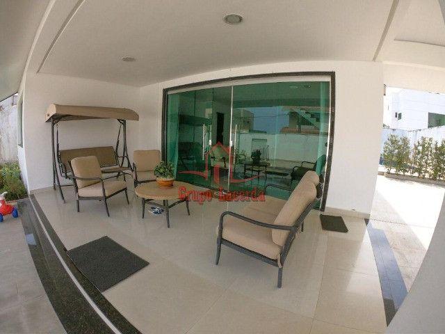Condomínio Ponta Negra I , 367M² 04Quartos Agende sua Visita * - Foto 3