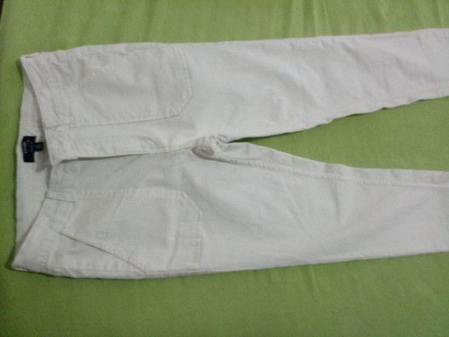 Calça feminina   Skinny  da marca KIABI  - Foto 2