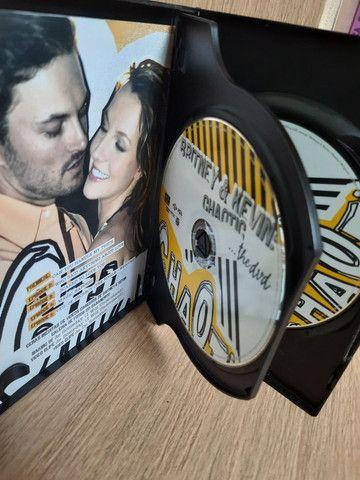 [DVD e CD] BRITNEY E KEVIN CHAOTIC - Foto 3