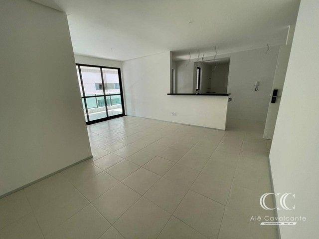 Apartamento com 3 dormitórios à venda, 114 m² por R$ 950.000,00 - Guaxuma - Maceió/AL - Foto 14