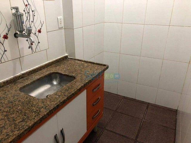 Apartamento para alugar, 41 m² por R$ 1.000,00/mês - Centro - Niterói/RJ - Foto 4