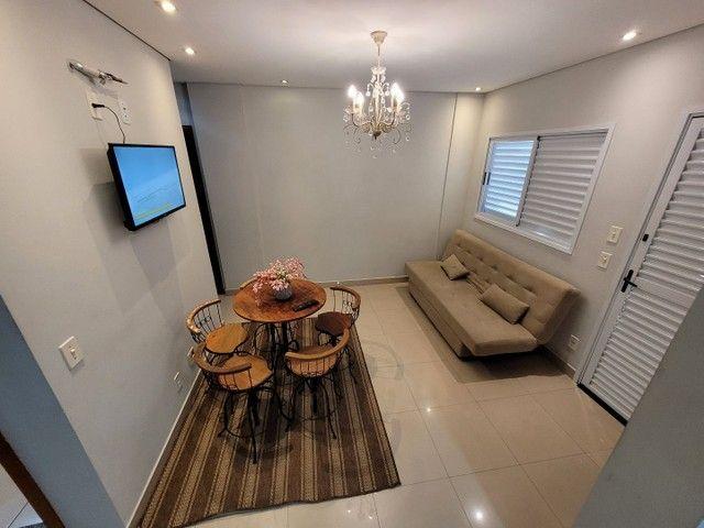 Apartamento mobiliado de TEMPORADA NOVINHO bem localizado em Cuiabá - Foto 20