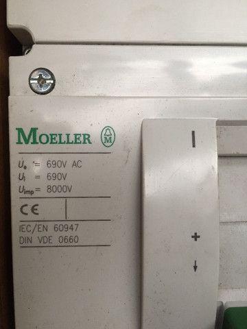 Disjuntor Tripolar Caixa Moldada 1600a 70ka - Modelo Lzms4-a - Foto 2