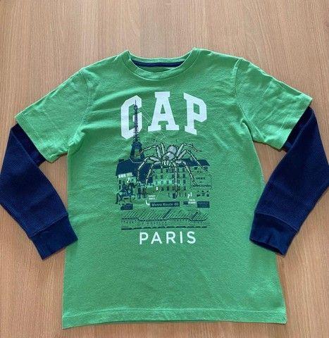Camiseta GAP original - Foto 5