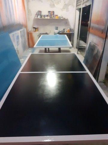 Berg mesa de ping pong