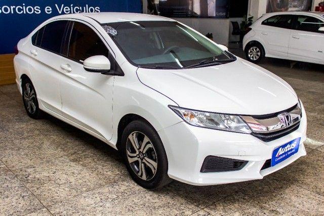 (PC) Honda City LX 1.5 16v Aut. 2015