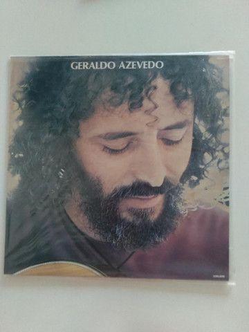 Vinil de Geraldo Azavedo (cinco Lp's) - Foto 6