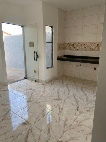Casa novinha, para venda possui 62 metros quadrados com 2/4 Buena vista - Foto 3