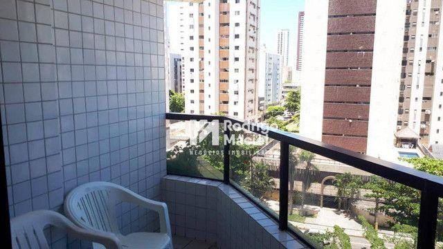 Apartamento com 2 quartos para alugar, R$2100,00 Tudo - Boa Viagem - Recife/PE - Foto 3