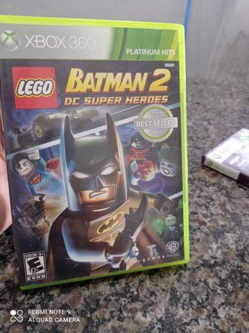 Jogos de Xbox 360 em perfeito estado R$60 entrega para Caruaru  - Foto 2