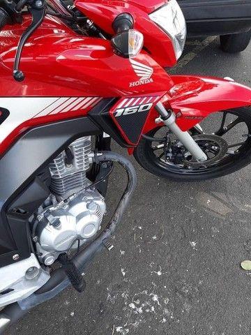 Titan 160cc Vermelha Promoção - Foto 7
