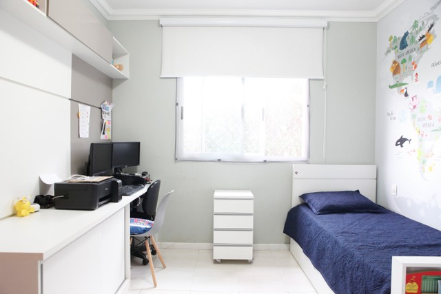 Casa nova com 3 quartos no Bairro Renascença com 4 vagas de garagem e espaço gourmet - Foto 11