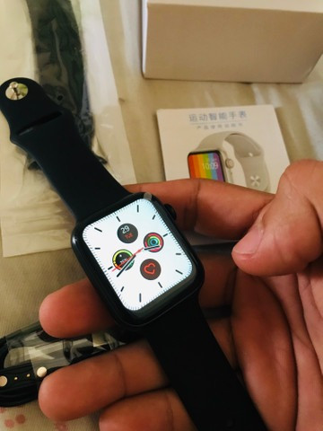 Smartwatch W26 - Com entrega gratuita