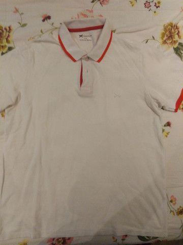 Camiseta Gola Polo HERING - Foto 4