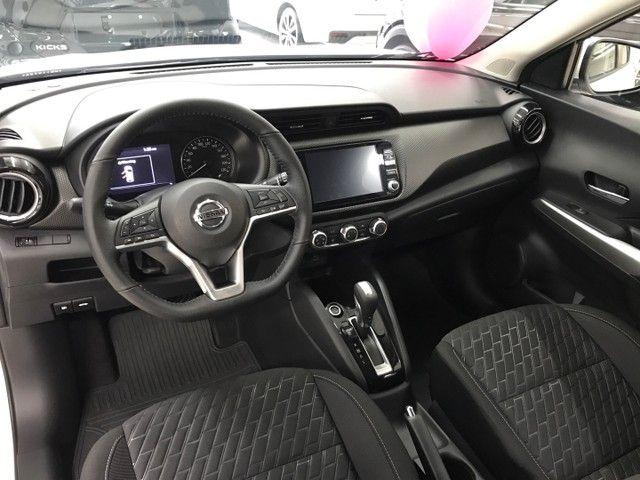 Nissan Kicks Advance 1.6 16V CVT - Foto 8