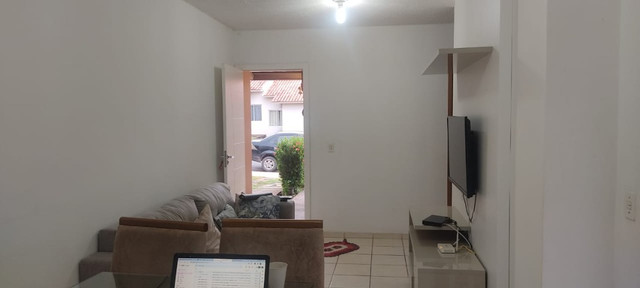 Casa 2/4 Ampliada condomínio Esmeralda - Foto 9