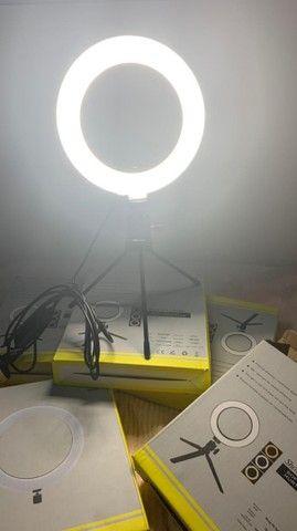 Ring light (novo)  - Foto 3