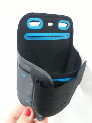 Suporte de celular para o braço  - Foto 2