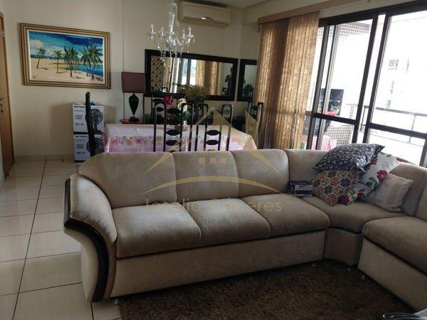 Apartamento com 3 quartos no Edifício Goiabeiras Tower - Bairro Duque de Caxias II em Cui
