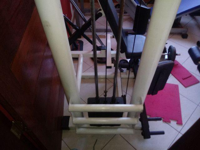 Cadeira adutora/abdutora 2 em 1 - Foto 2