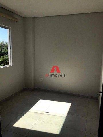 Apartamento com 3 dormitórios para alugar, 86 m² por R$ 1.600,00/mês - Jardim Tropical - R - Foto 9