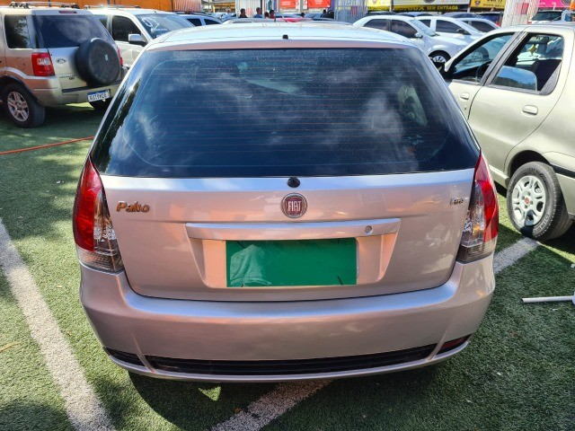 Fiat Palio 1.0 Economy Fire Flex Completa 2009 GNV - Foto 5