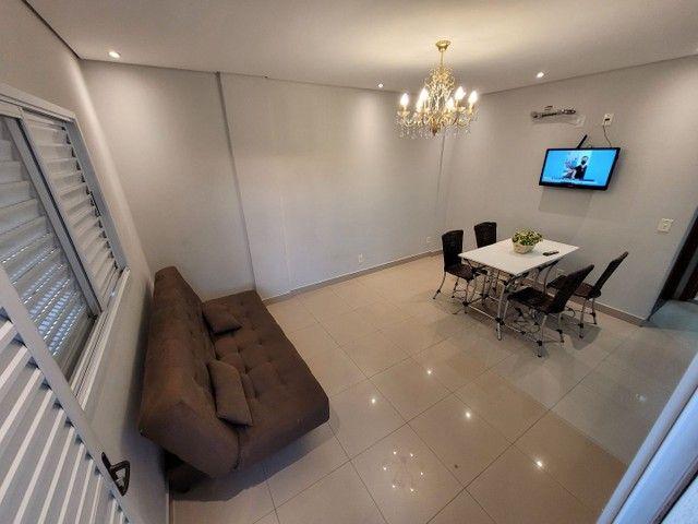 Apartamentos mobiliados de TEMPORADA NOVINHO