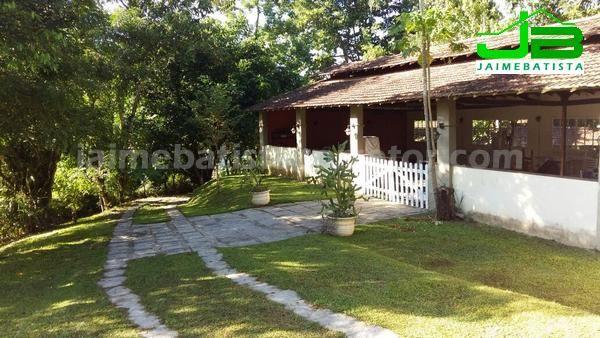 Ótimo sítio 90 mil m² c/ 3 casas em Vale das Pedrinhas - Guapimirim/RJ - Foto 11