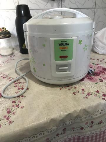 Panela de fazer arroz eletrônica