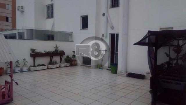 Apartamento com terraço, 160m² privativos