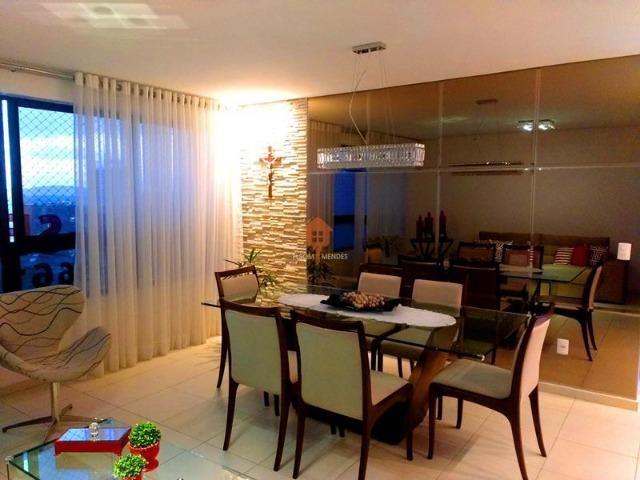 Lindíssimo apartamento 03 quartos no Vivant Club Catolé todo projetado - Oportunidade!!!