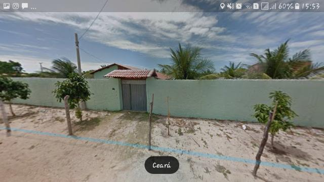 VEND00/ Troco Casa de praia novo iguape-ce