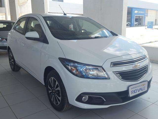 Ônix LTZ automático branco 2014/2015