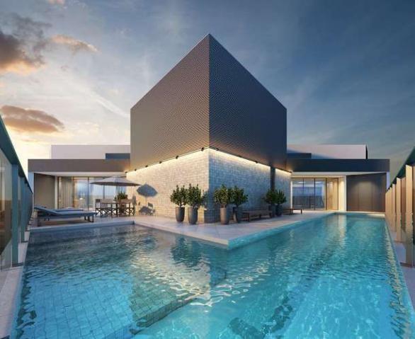 Home Residence - 43m² a 68m² - Belo Horizonte, MG